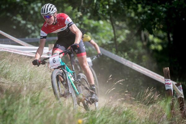 Šestý Mates Průdek byl nejrychlejším mezi jezdci U23
