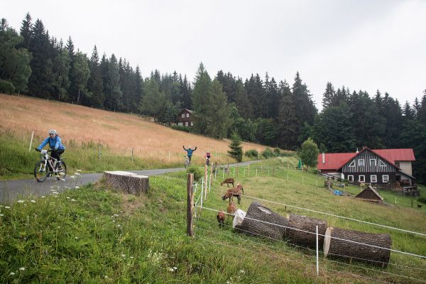 Kolo pro život 2018 - #6 Vrchlabí - Špindl
