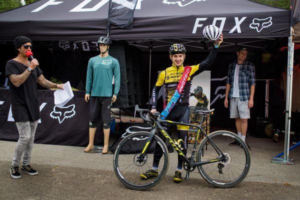 Gravel Blinduro 2018 - a Tom Paprstka vyhrál i Giro d'Birra
