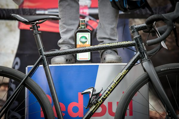 Kolo Tomáše Kutina, vlastní SinglBe Bikes