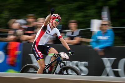 Annika Langvad vyhrává páteční ShortTrack