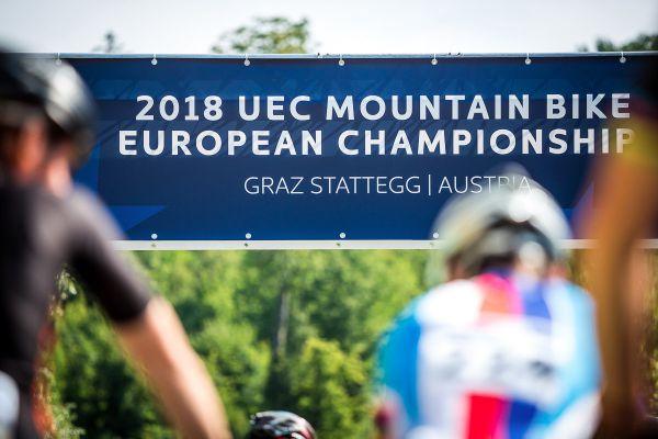 Mistrovství Evropy XCO 2018 - Graz - sobota
