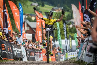 Alvin Tomášek dojíždí čtvrtý