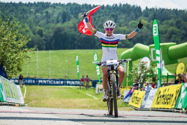 Mistrovství Evropy XCO 2018 - Graz - neděle