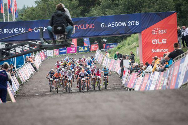 Mistrovství Evropy XCO 2018 - Glasgow