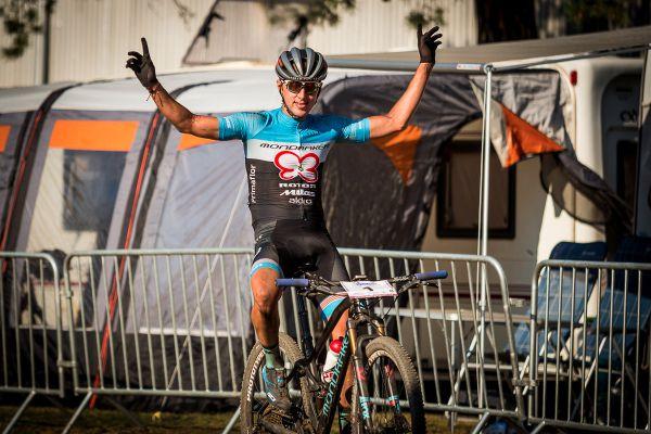 Svůj domácí závod Ondra Cink vyhrál