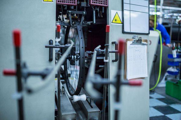 Santa Cruz factory - Česká úzkokolejka