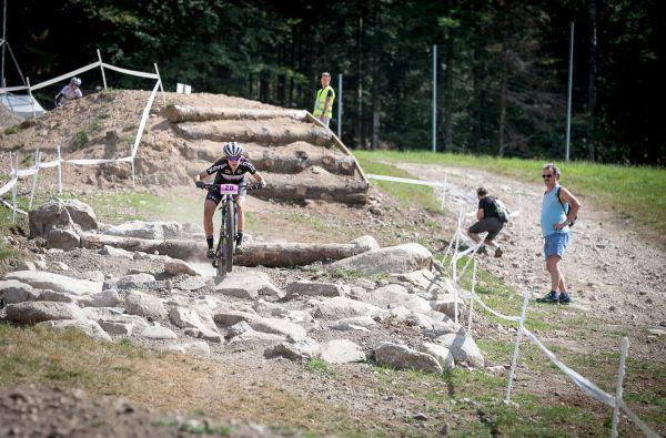 SP XCO #7 - La Bresse 2018 - trať