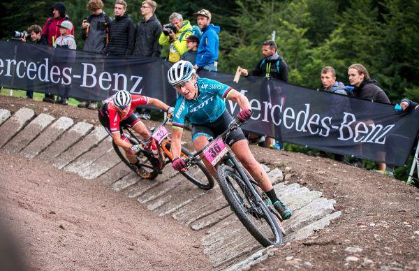 Olympijská vítězka Julie Bresset začala dobře, nakonec 22.