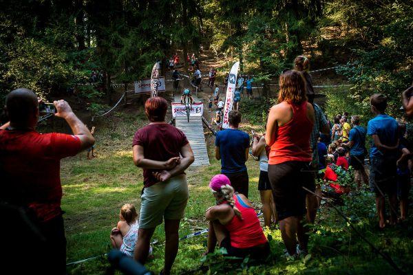Horská kola Stupno 2018 - nejatraktivnější místo