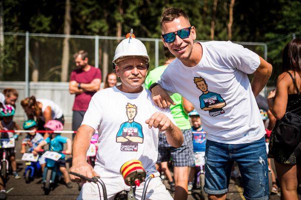 Horská kola Stupno 2018 - Lampík senior a junior