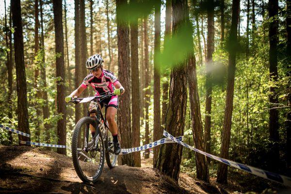 Horská kola Stupno 2018 - Adéla Holubová