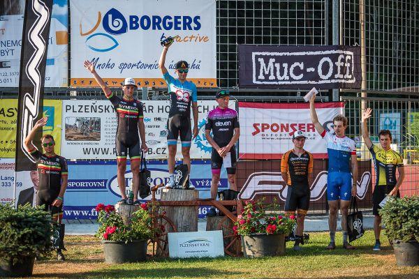 Horská kola Stupno 2018 - nejlepší muži