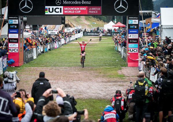 5 ze 6 závodů XCC vyhrála Annika Langvad