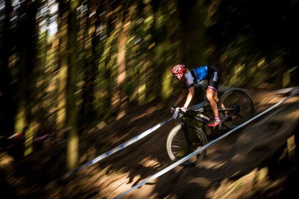 Horská kola Stupno 2018 - Jana Pichlíková