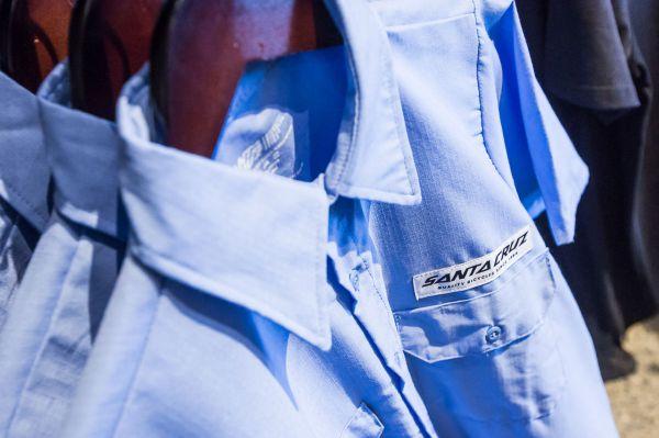 Santa Cruz factory - Je libo košili?