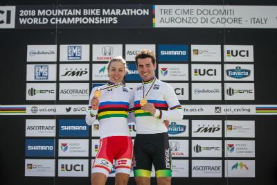 Mistrovství světa v MTB maratonu 2018 - Auronzo