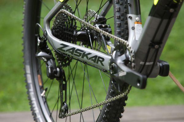GT Zaskar Carbon Comp