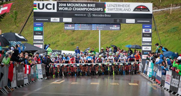 Mistrovství světa XCO 2018 - Lenzerheide - čtvrtek