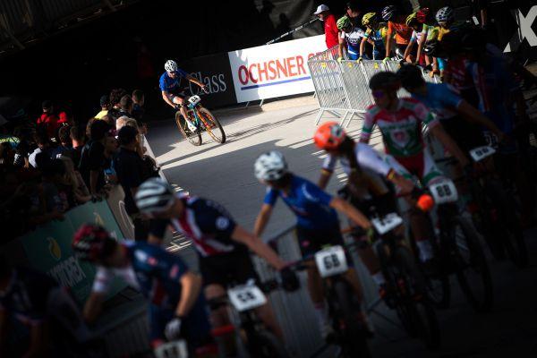 Gerhard Kerschbaumer zajel nejrychlejší kolo ve štafetách