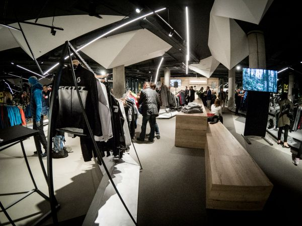 Endorphin Republic - otevření prodejny v Praze