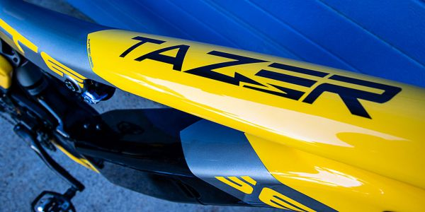 Intense Tazer 2019