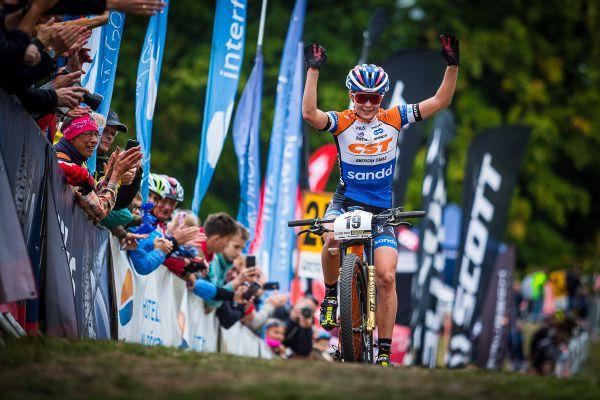 Vítězství Anny Tauber