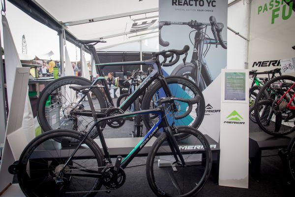 Roc d'Azur 2018 - nový projekt silniček Merida