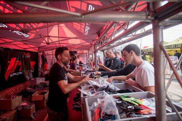 Roc d'Azur 2018 - hrabačky jsou stejně populární ve Francii jako v Praze