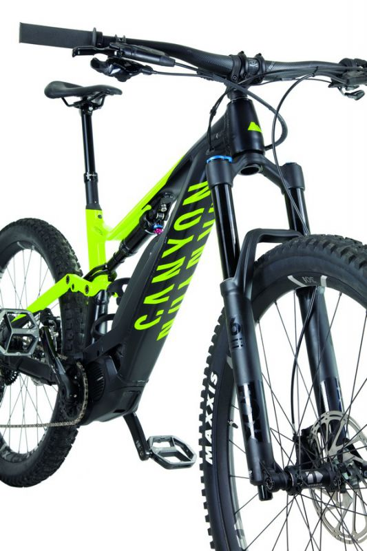 Canyon Canyon Spectral:On 8.0