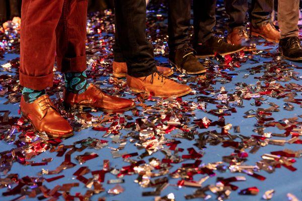 Kolo pro život 2018 - finálový večírek