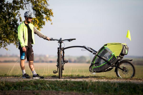 Vozík za kolo Kolofogo