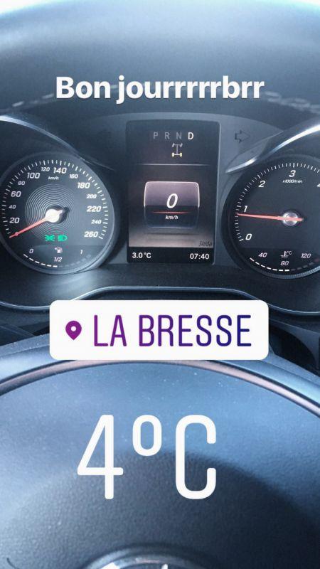 Půlka srpna v La Bresse. Brrrrrr