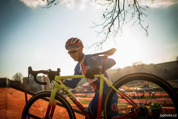 Světový pohár v cyklokroru - Tábor 2018 - trénink