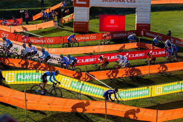 Světový pohár v cyklokrosu Tábor 2018
