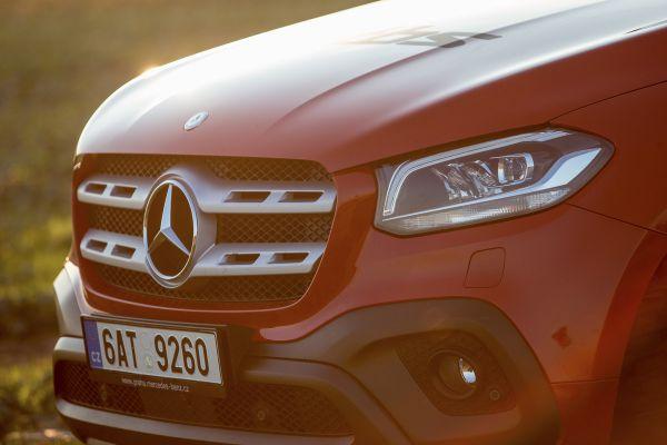 Mercedes-Benz X Class
