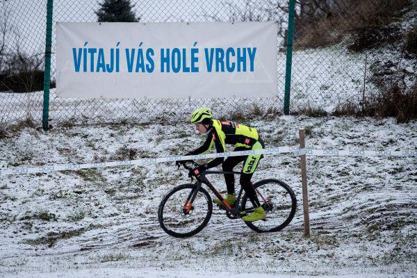 Mistrovství ČR v cyklokrosu 2019 - trénink