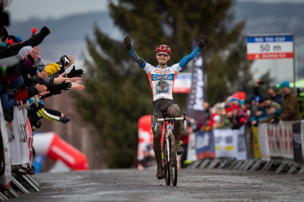 Michael Boroš slaví svůj třetí titul