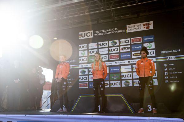Holandské stupně vítězů