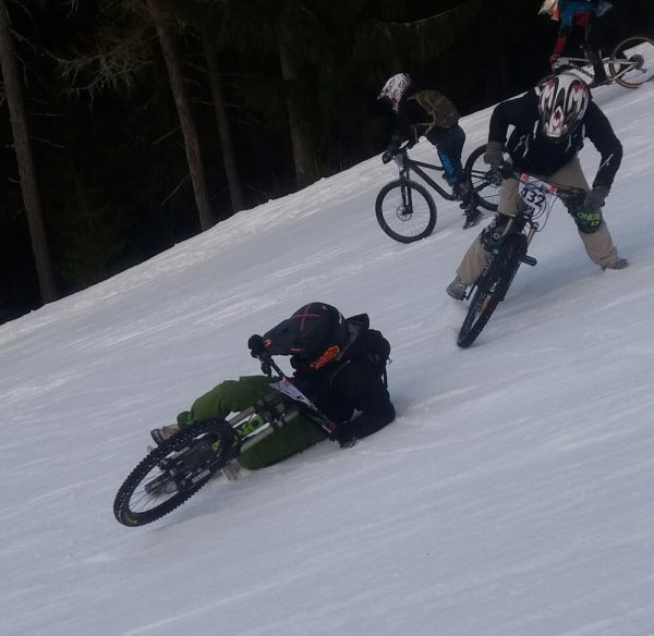 Chinesse downhill