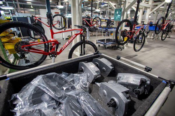 Kross - právě vznikající modely Earth LE pro Kross Bike Ranch Team