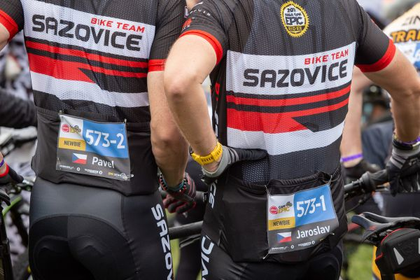 Cape Epic 2019 - borcí ze Sazovic