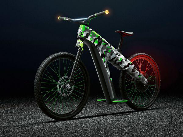 Škoda Klement koncept
