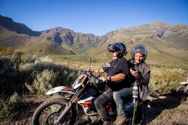Cape Epic 2019 - Michal Červený loví cestu za úlovky
