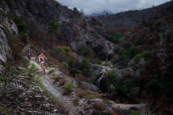 Kristian Hynek na Canyonu v canyonu