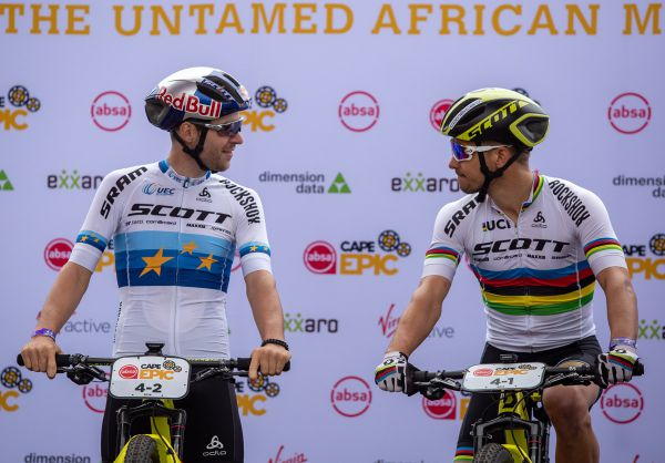 Cape Epic 2019 - tak poď, dem jim to ukázat