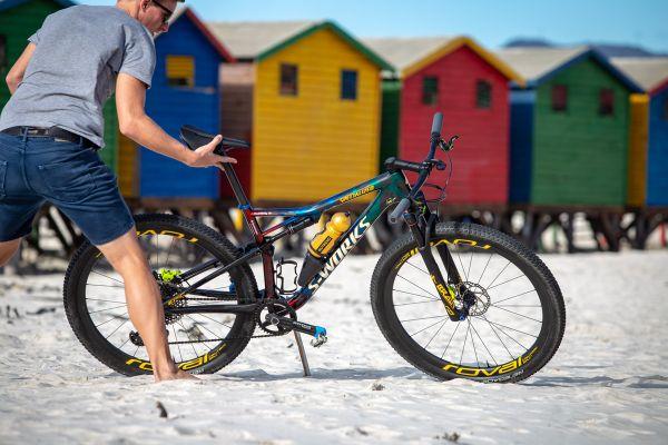 Cape Epic 2019 - fotili jsme pro vás kola závodníků, představíme všechna příští týden