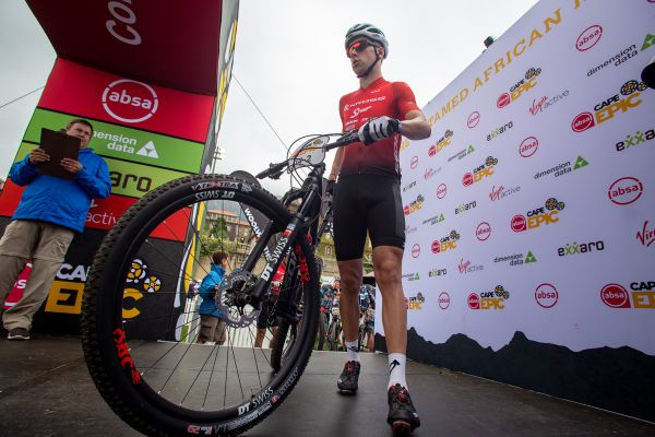 Cape Epic 2019 - ...jdeme na to