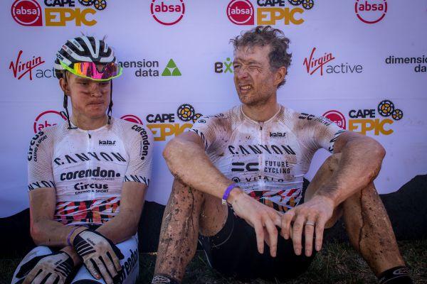Cape Epic 2019 - Kristián Hynek a Petter Fagerhaug
