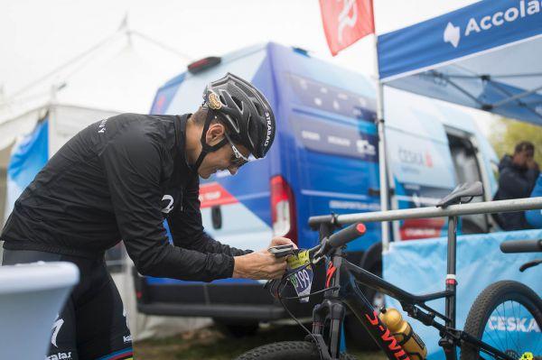 KPŽ 2019 #1 - Jaroslav Kulhavý se připravuje na svůj start